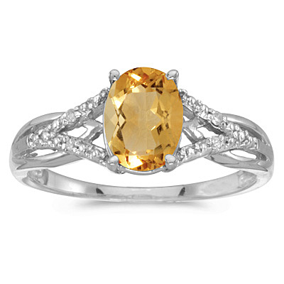 Citrine Jewelry – The November Birthstone
