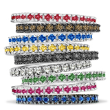Stackable Rings: Layers of Fashion