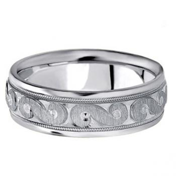 Wedding Bands That Any Man Would Be Proud Of