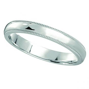 Enjoy the Bright Glow of Palladium Wedding Rings