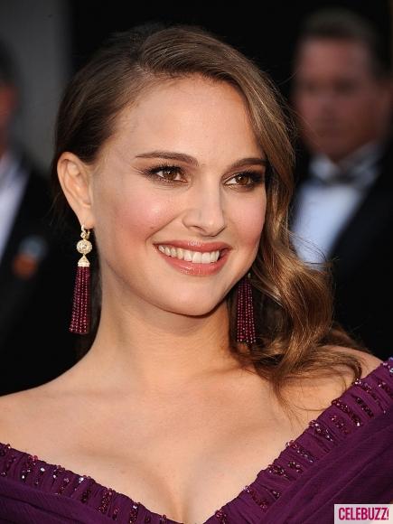 Shimmer Like Natalie Portman