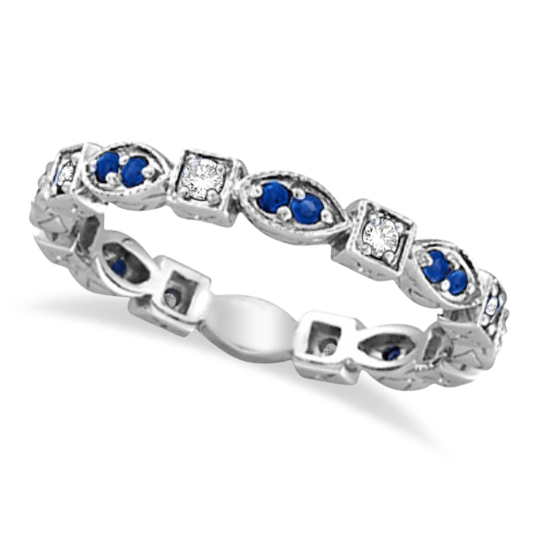 High Fashion Loves Sapphire Rings