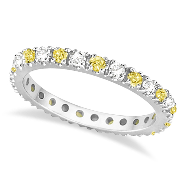 High Fashion Needs Yellow Diamond Rings