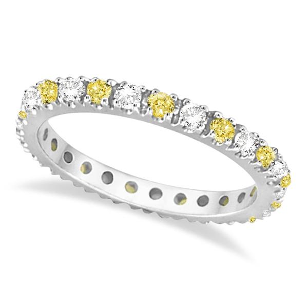 High Fashion Needs Yellow Diamond Rings