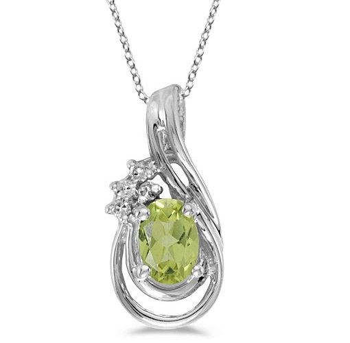Perfect Peridot Jewelry