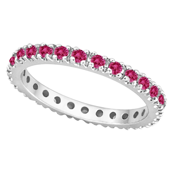 Lovely Pink Sapphire Rings