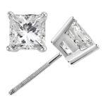 Tyra Banks Diamond Earrings