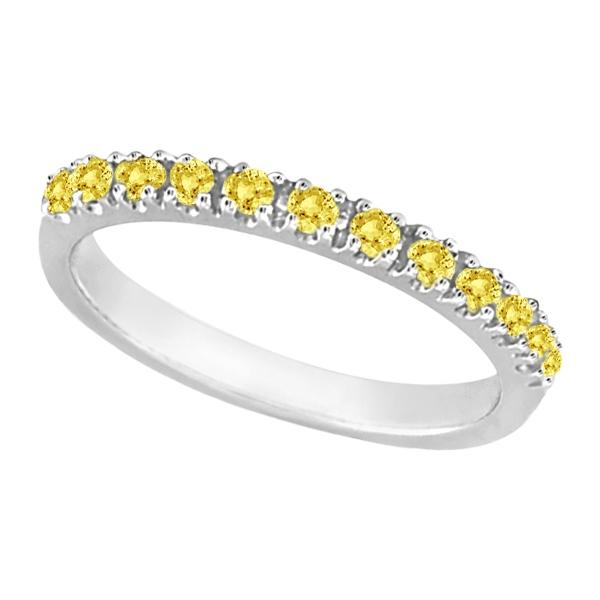 Yellow Diamond Rings For Sunshine Anytime