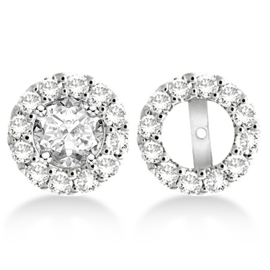 Diamond Earring Jackets For All