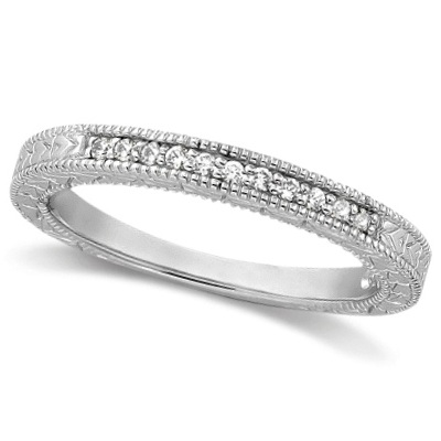 Have Eternity with Palladium Wedding Bands