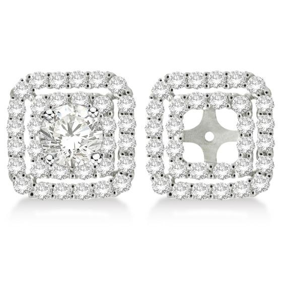 Drop Dead Gorgeous Diamond Earring Jackets