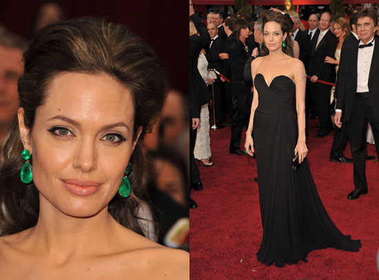 Angelina Jolie Shines Brighter Than a Star
