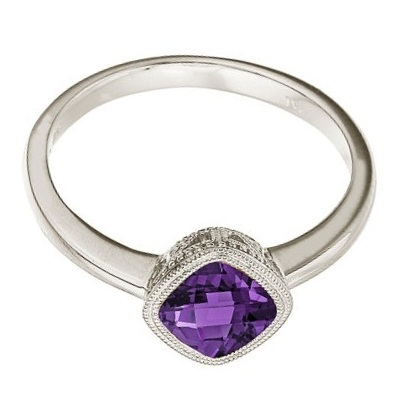 Pretty With Purple: Amethyst Jewelry