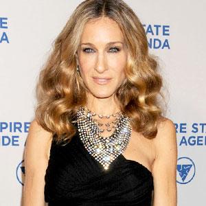 Sarah Jessica Parker Struts High Style Jewelry