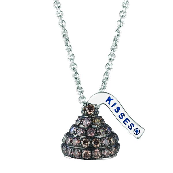 Bedazzled Chocolate: Hershey's Kiss Jewelry