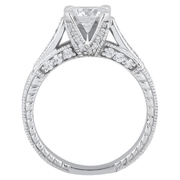 Historical Style with Vintage Engagement Rings