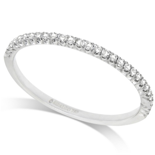 The Elegance of Diamond Stack Rings