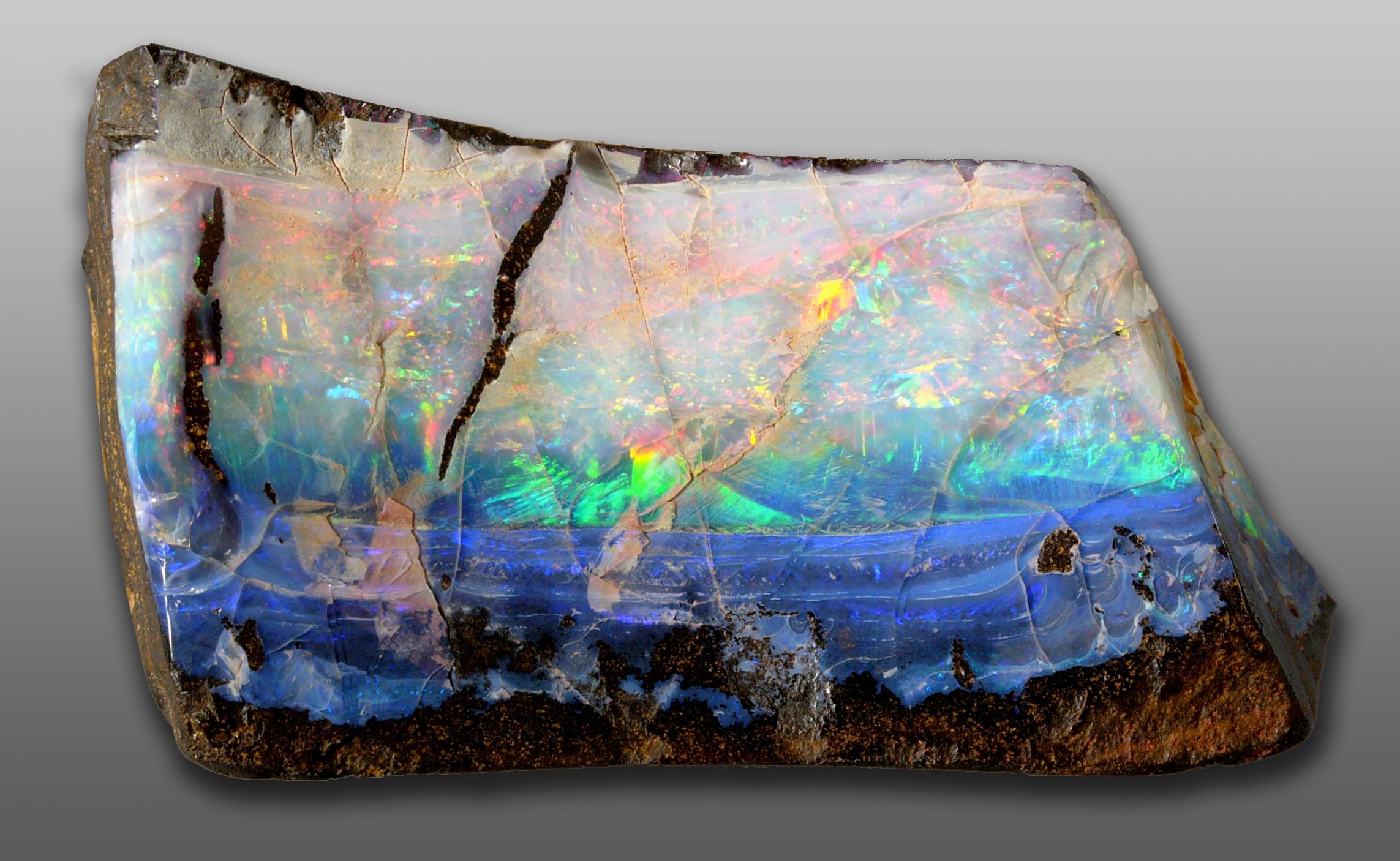 Opal: A Rainbow of Colors