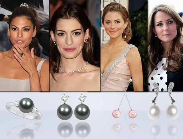 Look Who's Rockin' Grandma's Pearls