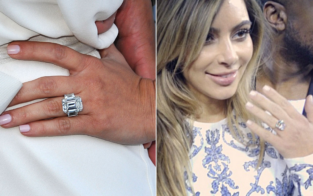 Celebrity Engagement Ring Trends