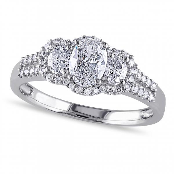 3 Stone Engagement Rings – The Past, Present, & Future