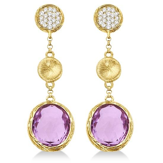 Top 9 February Birthstone Jewelry Picks
