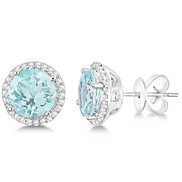 March Aquamarine Birthstone Jewelry