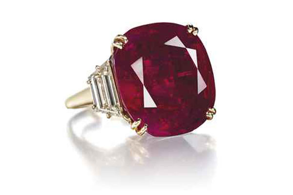 Red Ruby: The July Birthstone