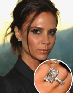 Victoria Beckham S 13 Engagement Rings Allurez Jewelry Blog