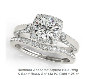 The Perfect Set: How to Match Your Engagement Ring to Your Wedding Band