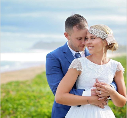 This Australian Wedding Brought the Thunder!