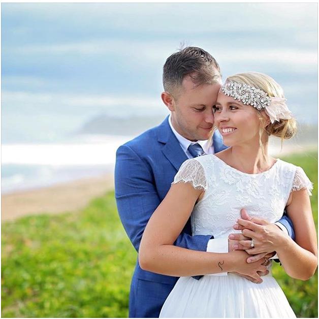 This Australian Wedding Brought the Thunder!