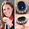 What's with these sapphire engagement rings popping up everywhere? We love them!