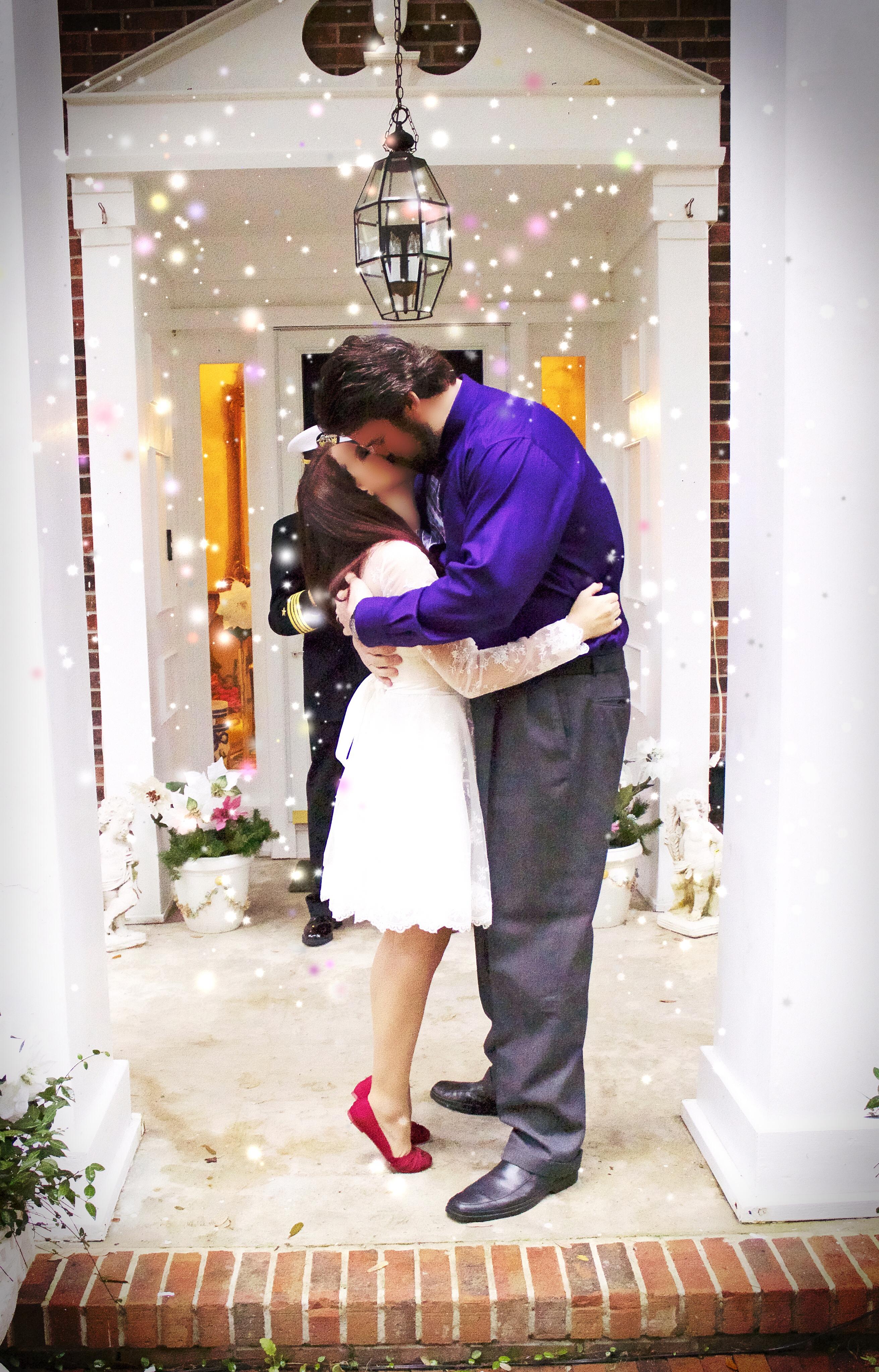 A Modern Love Story: Soul mates connected through Social Media. Jillian and Storm Walker's Wedding Story