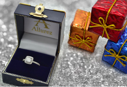 Holiday Gift Guide for The Newly Engaged