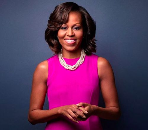 Reminiscing over Michelle Obama's FLOTUS Jewelry