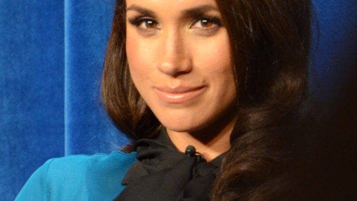 Meghan Markle. Photo: Wikimedia Commons.