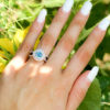 March Birthstone: Aquamarine Jewelry and Facts