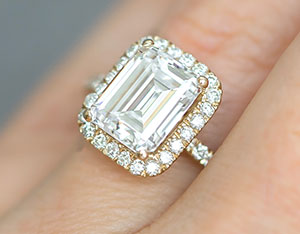 Top Diamond Shapes, Engagement Ring Cuts & What They Say About You