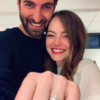 An Affordable Engagement Ring Option Inspired by Actress Emma Stone's New Bling