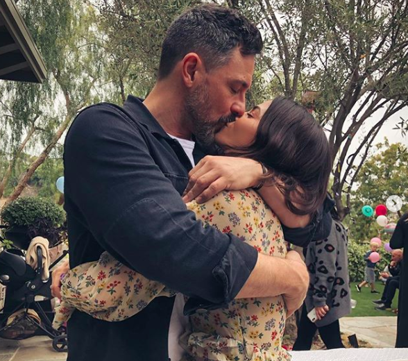 Jenna Dewan and Steve Kazee. Photo: Instagram.