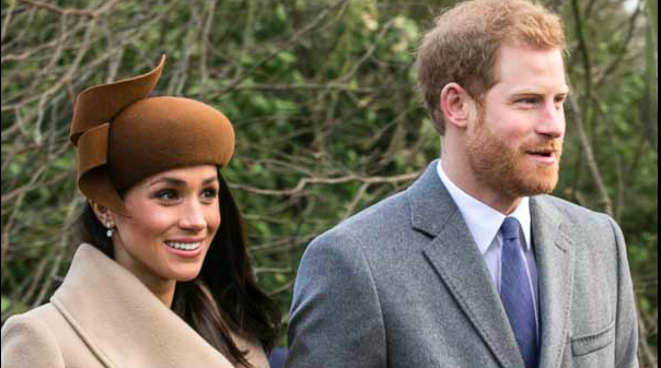 Prince Harry and Meghan Markle. Photo: Wikimedia Commons.