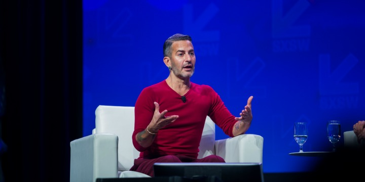 Marc Jacobs at SXSW 2017. Photo: Wikimedia Commons.
