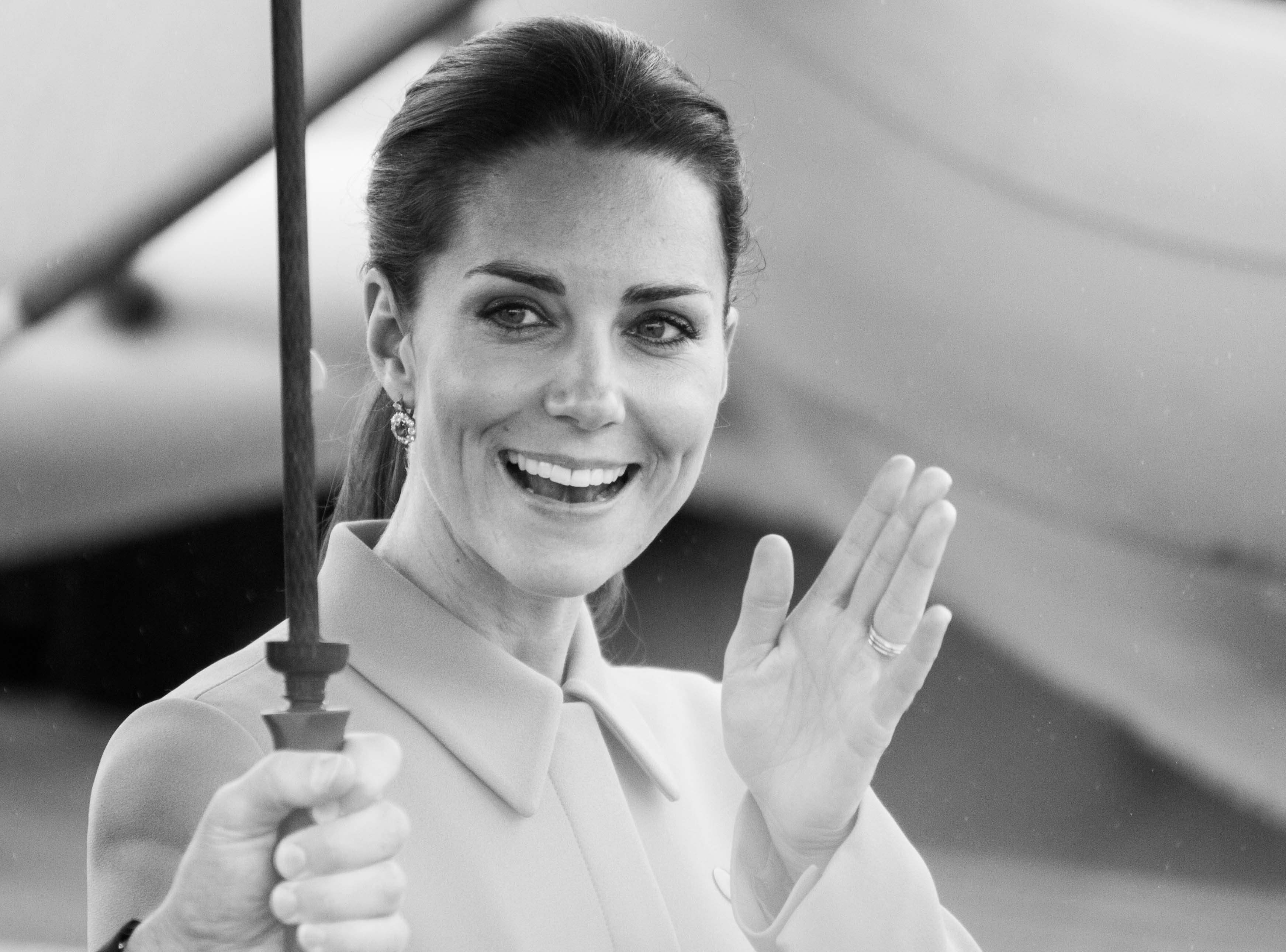 The Duchess of Cambridge Kate Middleton. Photo: Wikimedia Commons.