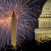 Fourth of July at the US Capitol. Photo: Wikimedia Commons.