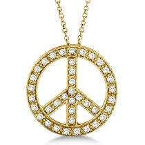 What is the meaning of the Peace Sign?