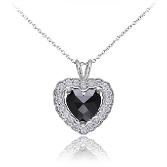 >Colored Diamond Necklaces & Pendants