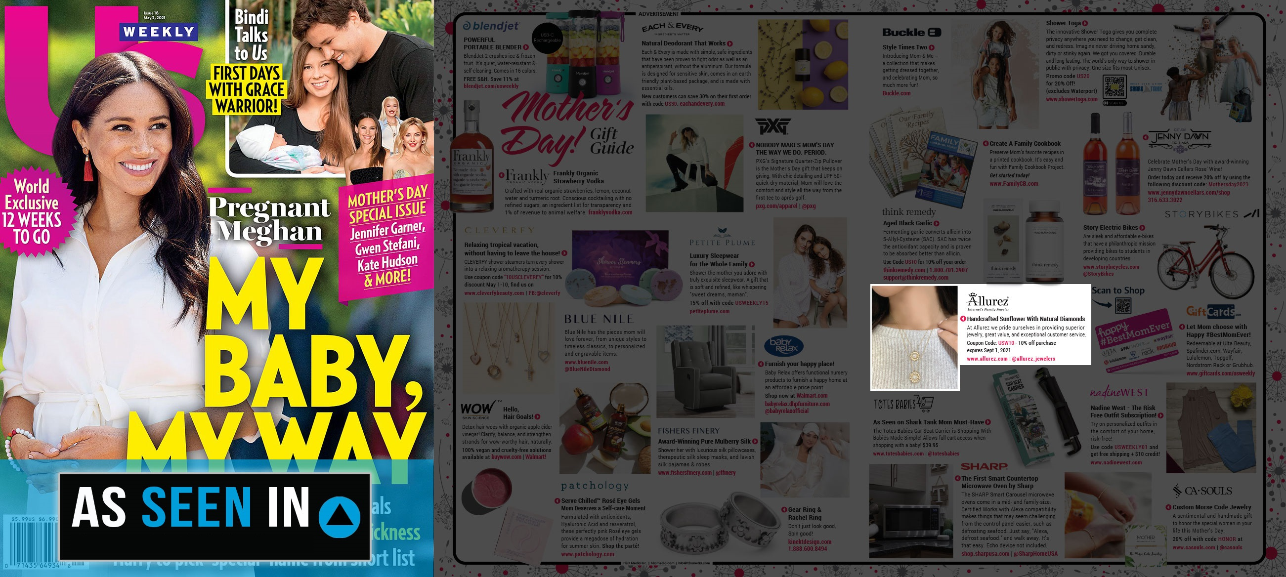US Weekly Magazine Issue 18 May 3,2021