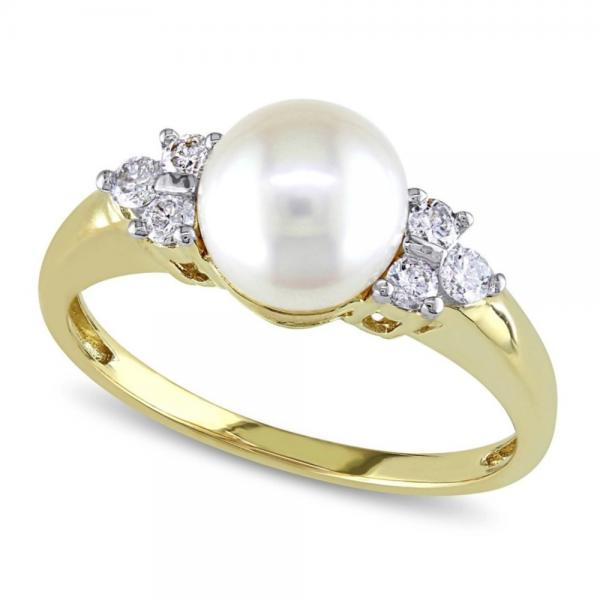 jewellery yellow products boylerpf art ring diamond engagement rings gold cocktail deco retro pearl