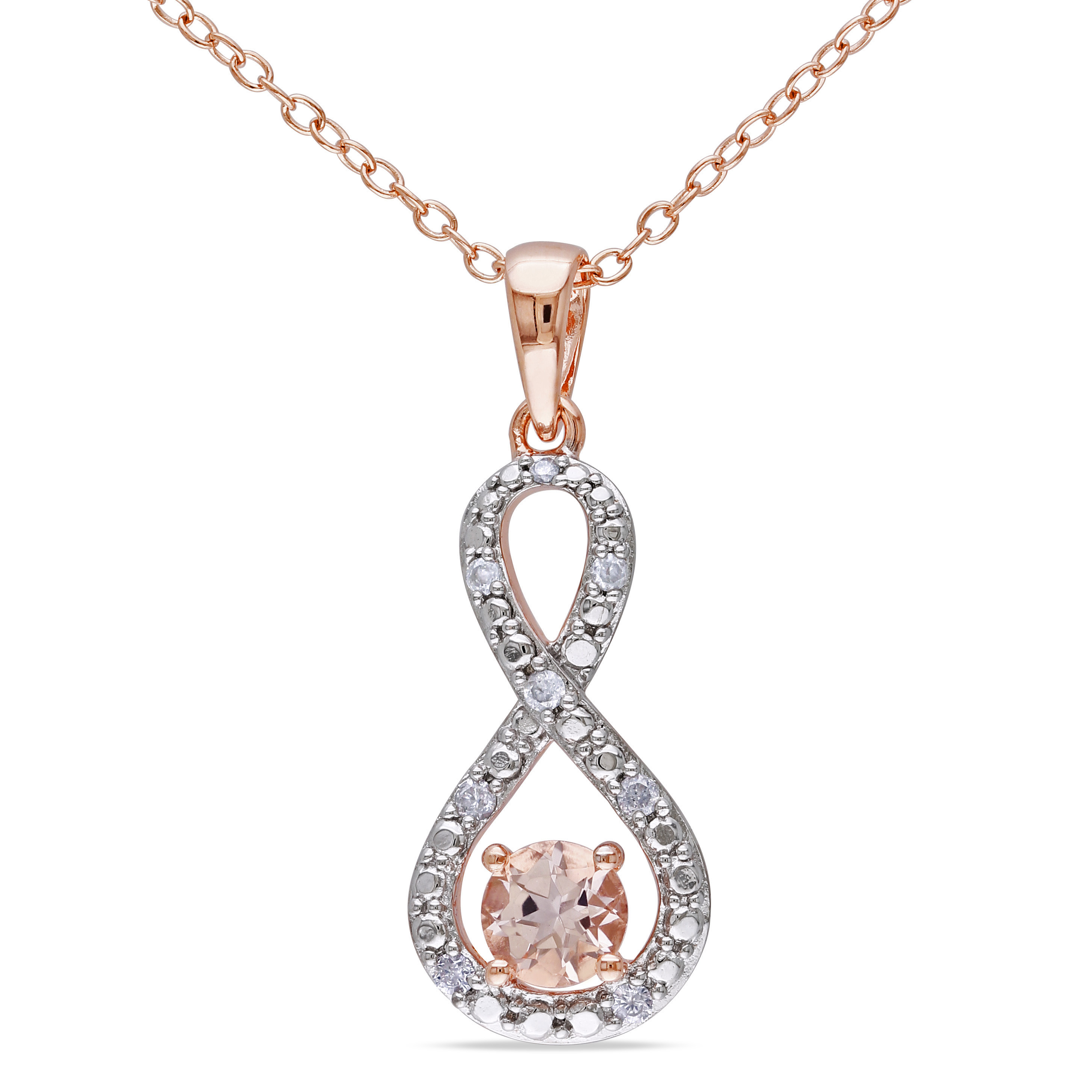 pendant enlarged necklaces morganite and products jewelry necklace diamond